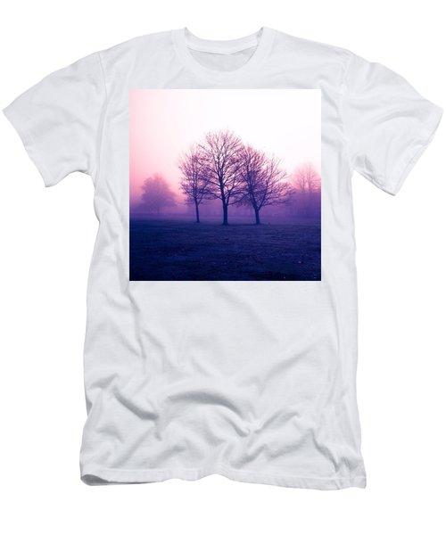 The Mist, England Men's T-Shirt (Athletic Fit)
