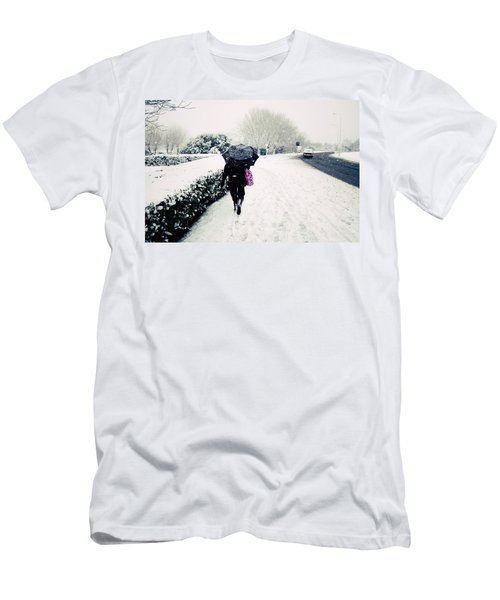 The Morning Commute Men's T-Shirt (Athletic Fit)
