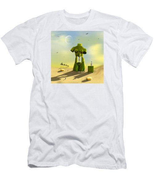 The Nightstand Men's T-Shirt (Slim Fit) by Mike McGlothlen