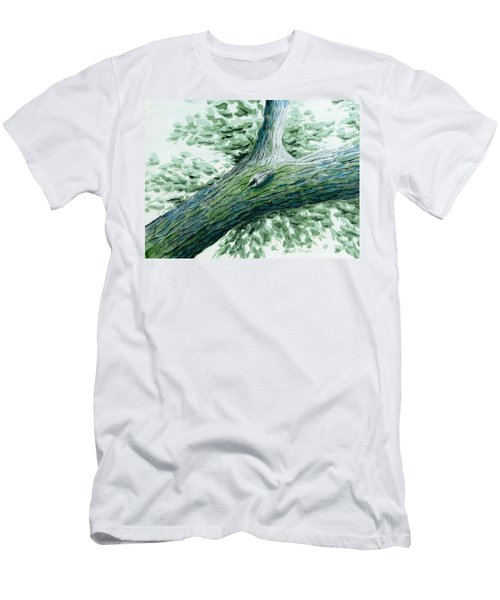 The Nuthatch Men's T-Shirt (Athletic Fit)