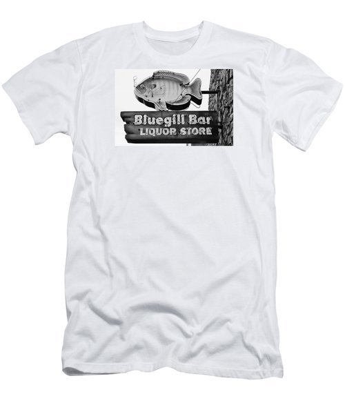 The Old Watering Hole Men's T-Shirt (Slim Fit) by Bruce Bley