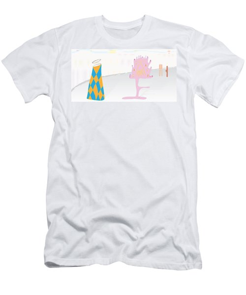The Partygoers Men's T-Shirt (Athletic Fit)