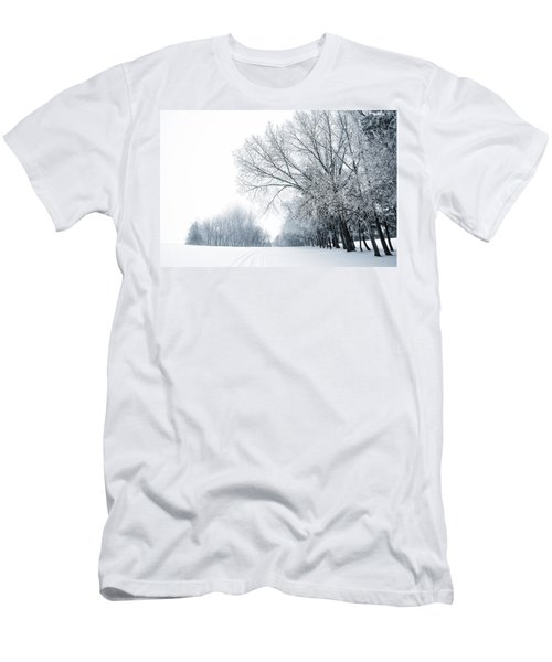 The Path Of A Wandering Soul Men's T-Shirt (Athletic Fit)