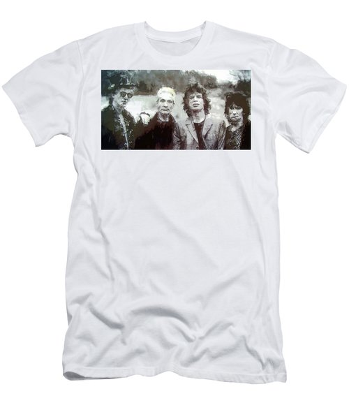 The Rolling Stones Men's T-Shirt (Athletic Fit)