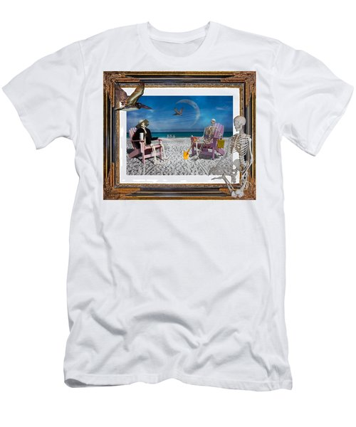 The Scientist's Vacation Men's T-Shirt (Athletic Fit)