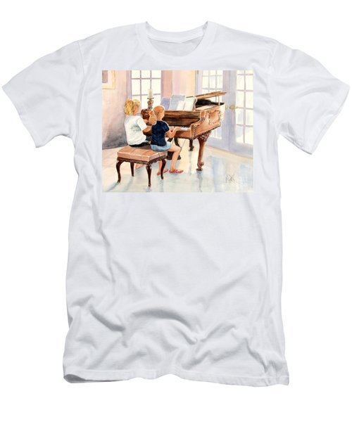 The Sister Duet Men's T-Shirt (Athletic Fit)