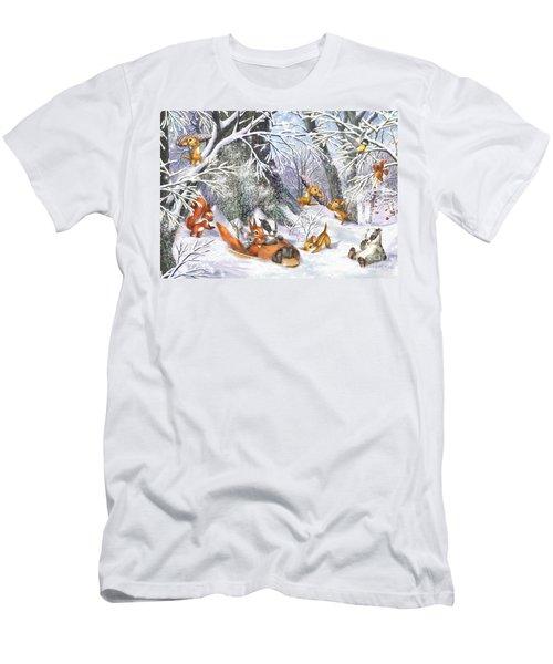 The Sledge Men's T-Shirt (Athletic Fit)