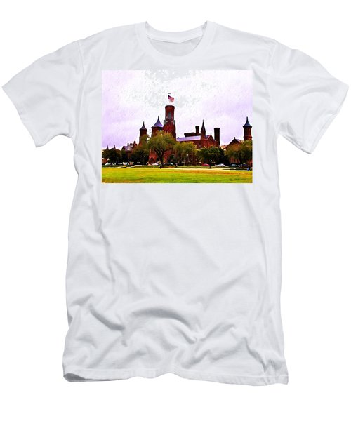 The Smithsonian Men's T-Shirt (Slim Fit) by Bill Cannon