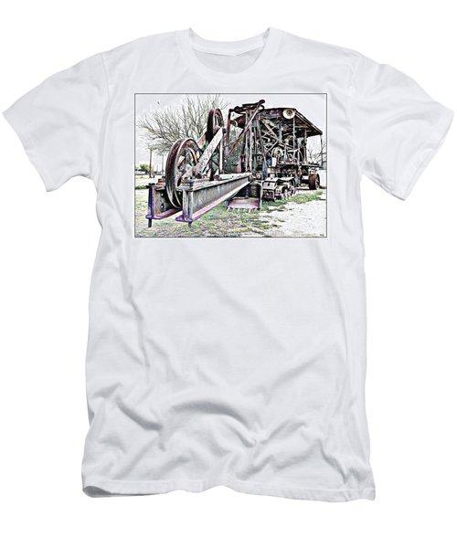The Steam Shovel Men's T-Shirt (Athletic Fit)