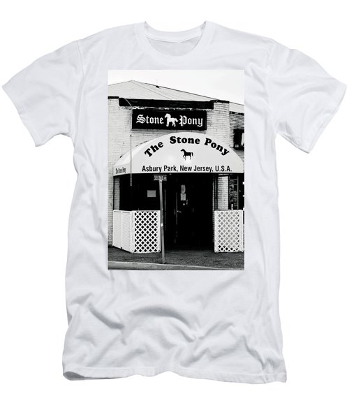 The Stone Pony Asbury Park Nj Men's T-Shirt (Athletic Fit)