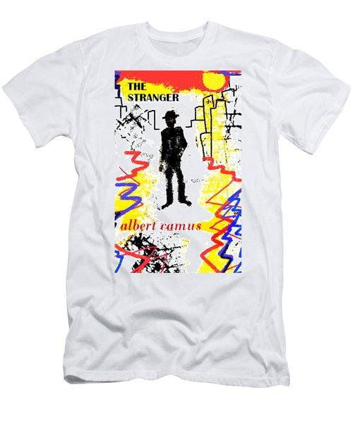 The Stranger Albert Camus Poster Men's T-Shirt (Athletic Fit)