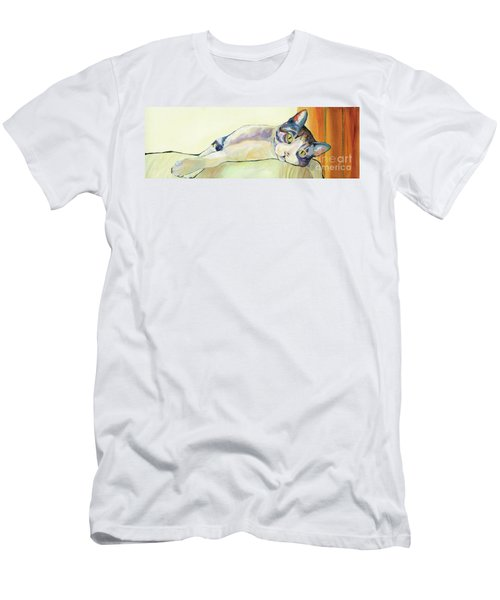The Sunbather Men's T-Shirt (Athletic Fit)