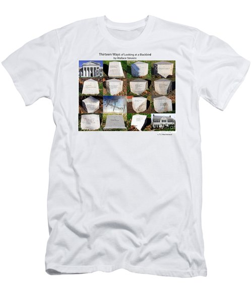 Thirteen Ways Of Looking At A Blackbird Men's T-Shirt (Athletic Fit)