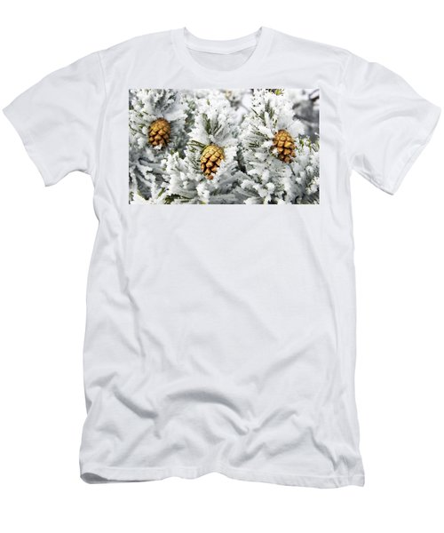 Three Frosty Cones Men's T-Shirt (Athletic Fit)