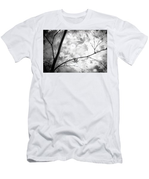 Through The Leaves Men's T-Shirt (Athletic Fit)