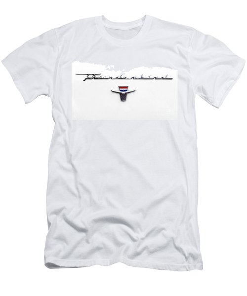 Thunderbird Tag Men's T-Shirt (Slim Fit) by Jerry Fornarotto