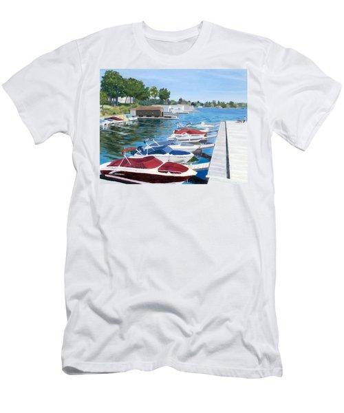 T.i. Park Marina Men's T-Shirt (Athletic Fit)