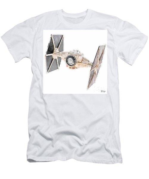 Tie Fighter Men's T-Shirt (Athletic Fit)
