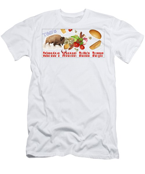 Tnb's Billboard Men's T-Shirt (Athletic Fit)