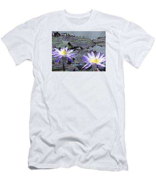 Together Is Beauty Men's T-Shirt (Slim Fit) by Chrisann Ellis