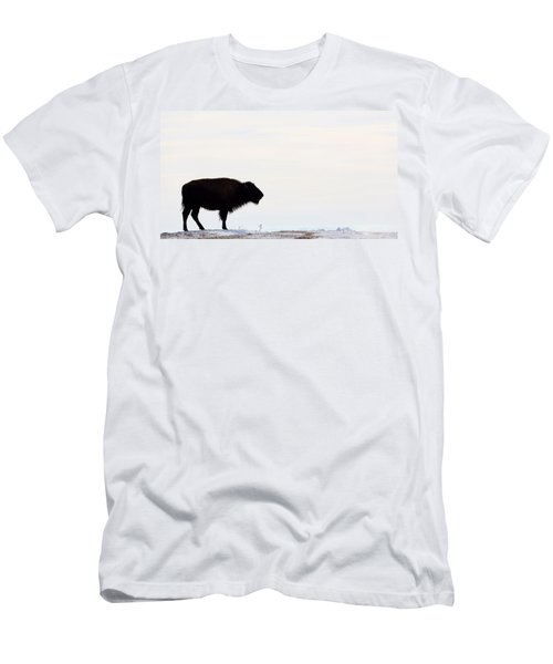 Top Of The Ridge Men's T-Shirt (Athletic Fit)