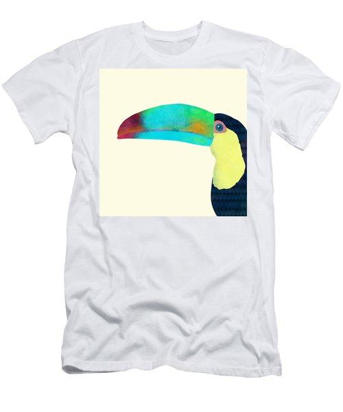 Toucan Men's T-Shirt (Athletic Fit)
