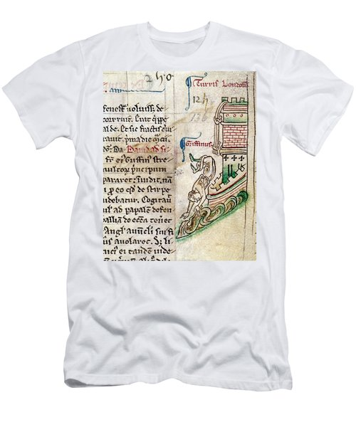 Tower Of London Escape Men's T-Shirt (Athletic Fit)