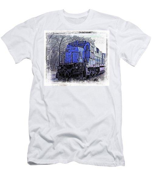 Train Series Men's T-Shirt (Athletic Fit)