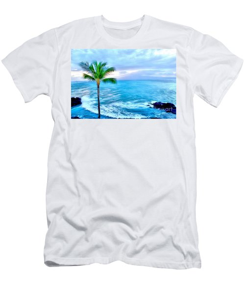 Tranquil Escape Men's T-Shirt (Athletic Fit)