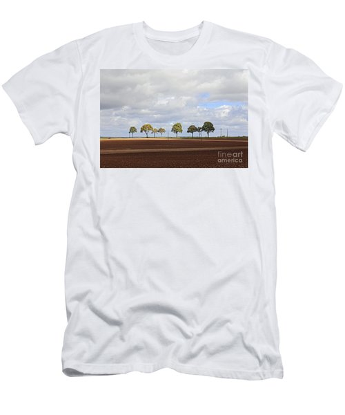Tree Line France Men's T-Shirt (Athletic Fit)
