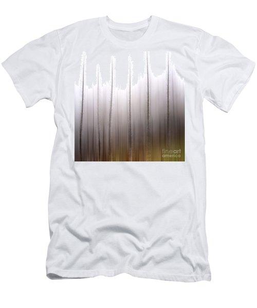 Tree Trunks Men's T-Shirt (Athletic Fit)