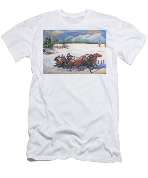Troika Men's T-Shirt (Athletic Fit)