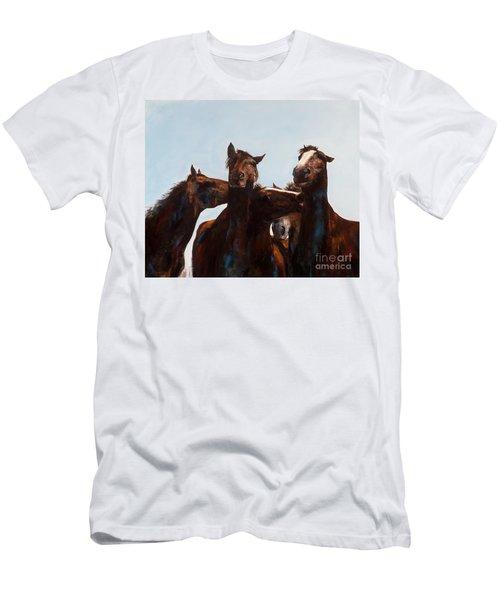 Trouble Makers Men's T-Shirt (Athletic Fit)