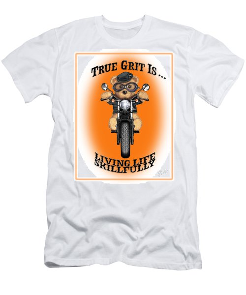 True Grit Men's T-Shirt (Athletic Fit)