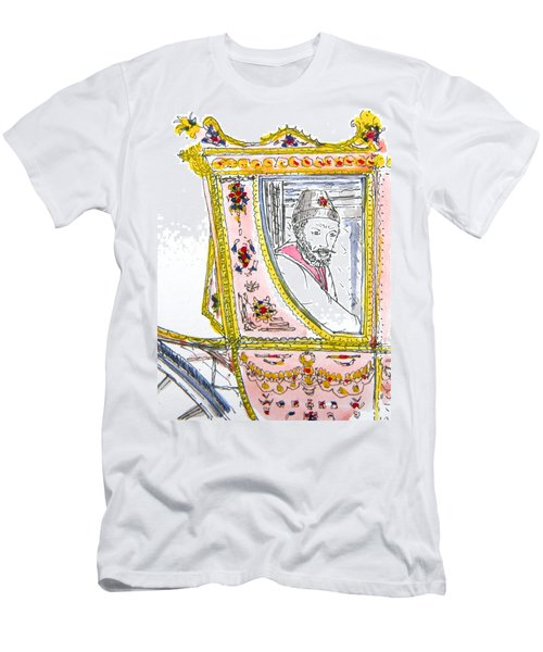 Tsar In Carriage Men's T-Shirt (Athletic Fit)