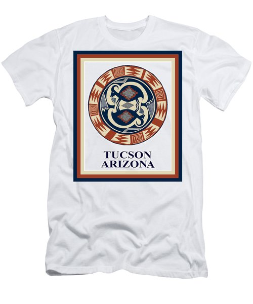 Tucson Arizona  Men's T-Shirt (Athletic Fit)