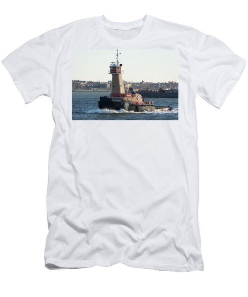 Tugboat Dace Reinauer Men's T-Shirt (Slim Fit) by Kenneth Cole