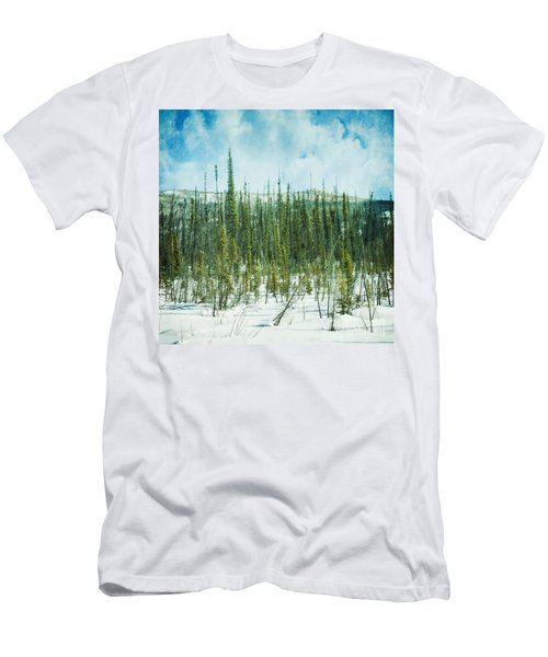 Tundra Forest Men's T-Shirt (Athletic Fit)