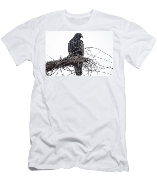 Turkey Vulture Men's T-Shirt (Athletic Fit)
