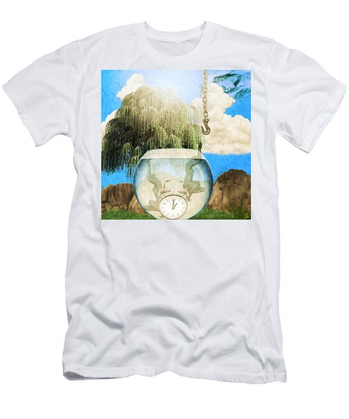 Two Lost Souls Men's T-Shirt (Athletic Fit)