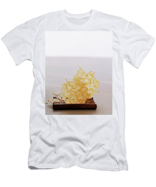 Two Parmesan Onion Puffs Men's T-Shirt (Athletic Fit)