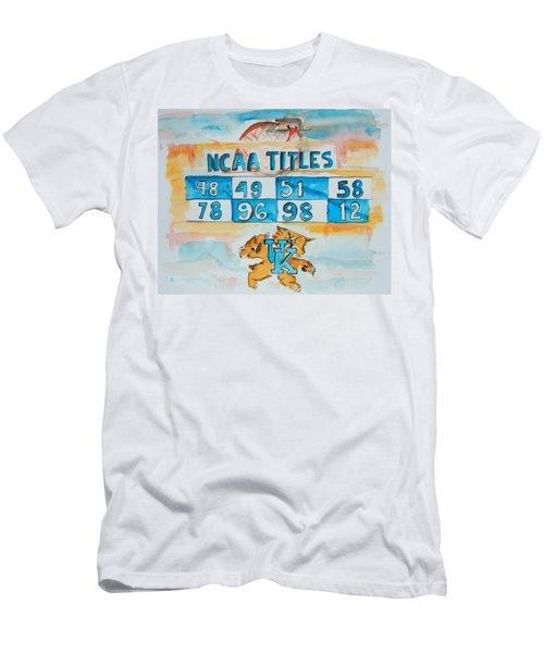 Uk Champs Men's T-Shirt (Athletic Fit)