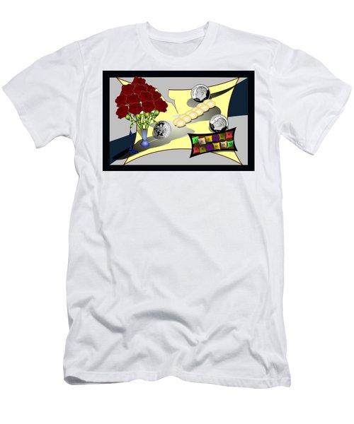 Dime A Dozen Men's T-Shirt (Athletic Fit)