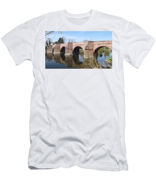 Under The Arches Men's T-Shirt (Athletic Fit)