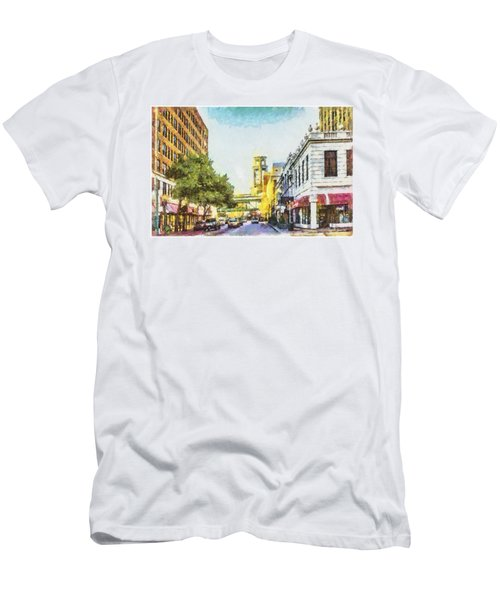 Union And 3rd Men's T-Shirt (Athletic Fit)
