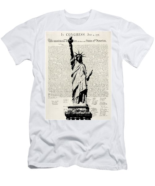 United We Stand Men's T-Shirt (Athletic Fit)