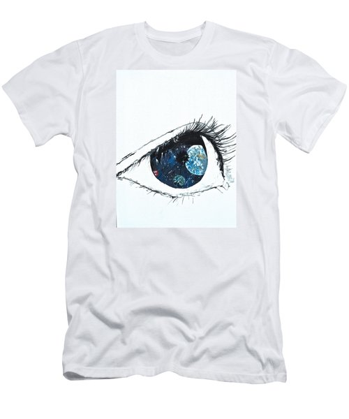Universal Eye Men's T-Shirt (Athletic Fit)