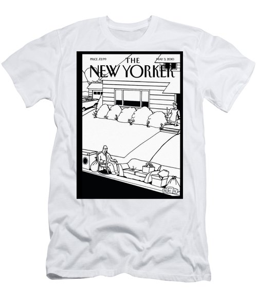 New Yorker May 3rd, 2010 Men's T-Shirt (Athletic Fit)