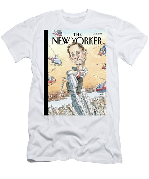 New Yorker August 5th, 2013 Men's T-Shirt (Athletic Fit)