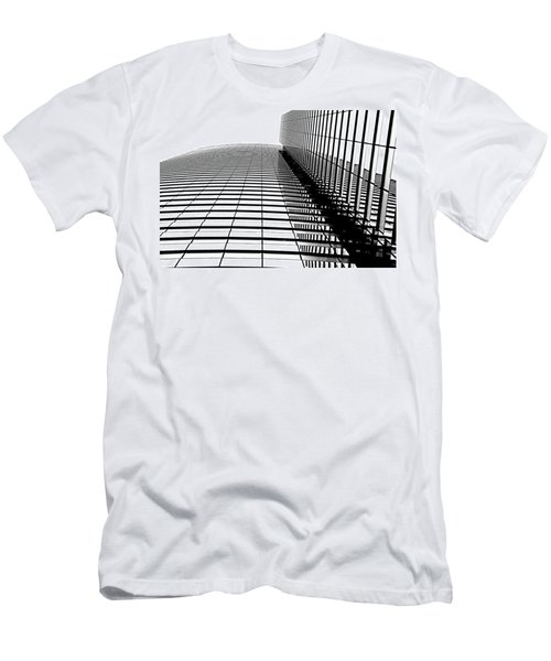 Men's T-Shirt (Slim Fit) featuring the photograph Up Up And Away by Tammy Espino